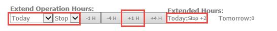 EC2 Scheduler - extend operation hours